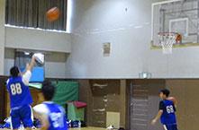 高校バスケットボール部