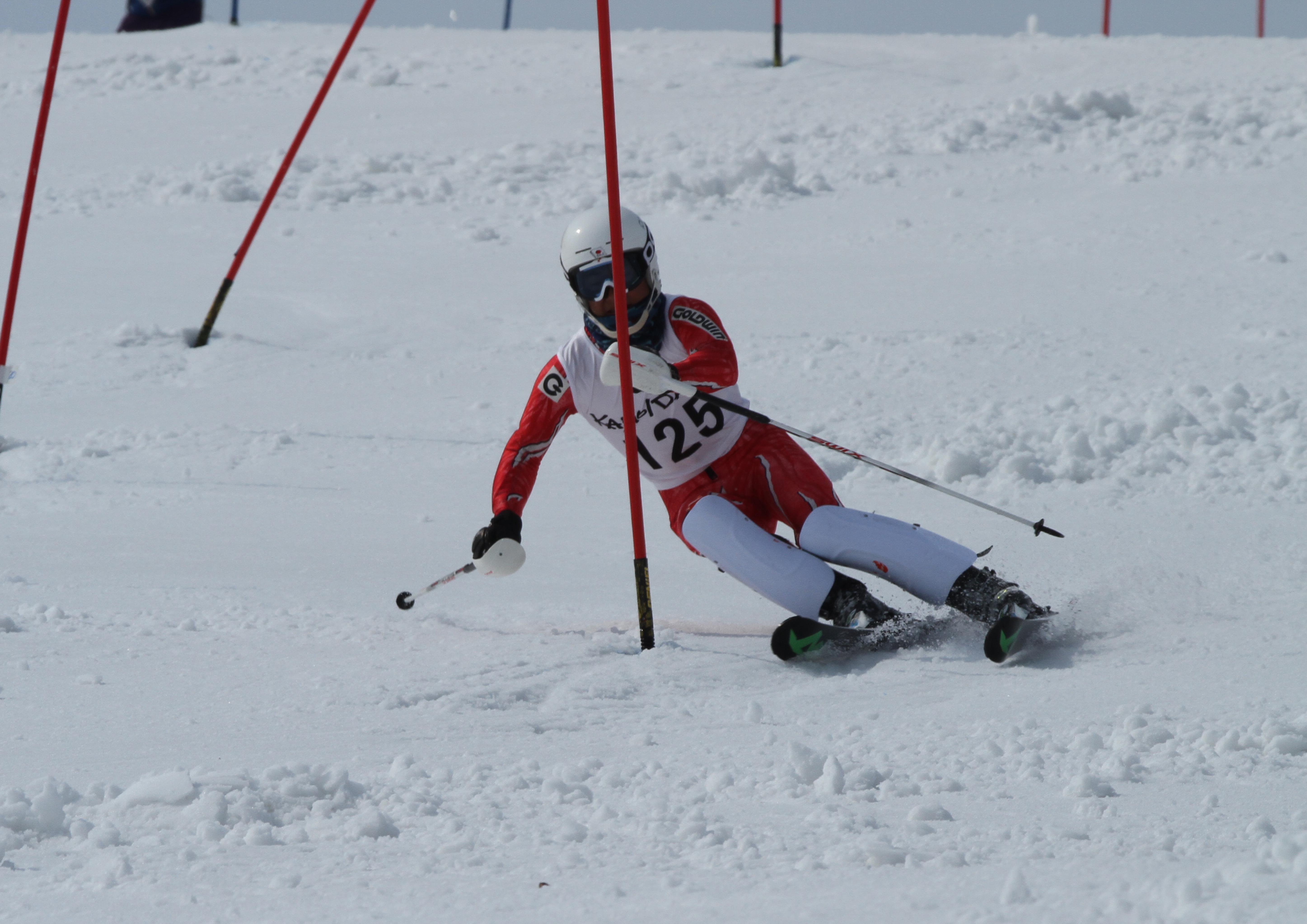 ジュニアオリンピック SL