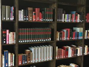 図書館蔵書