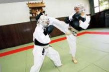 日本拳法部