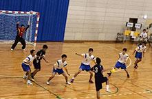 中学ハンドボール