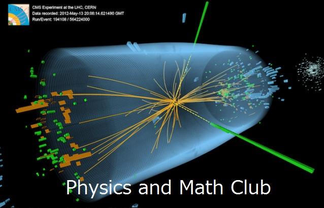数学物理研究部top pageの写真